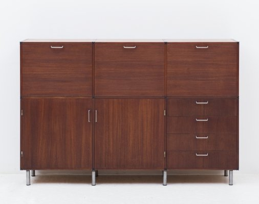 'Made to measure' series sideboard by Cees Braakman for Pastoe, 1950's