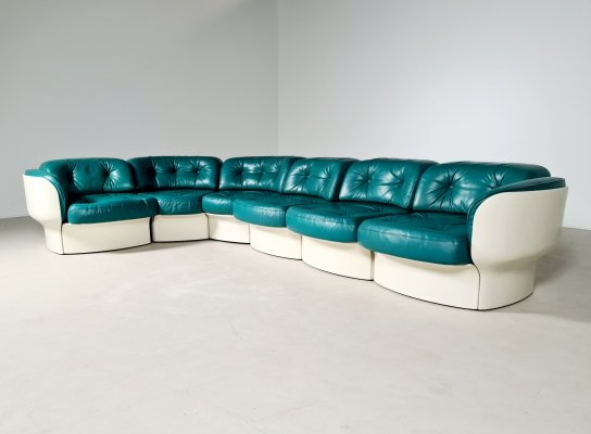 Modular sofa by Peter Ghyczy for Herman Miller, 1970s