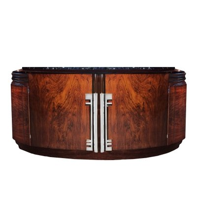Art Deco sideboard by Sviadocht Frères, France 1930