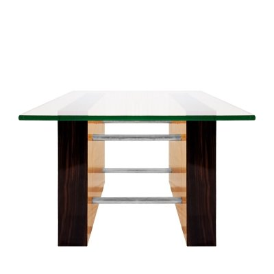 Art Deco side table or coffee table, France 1930