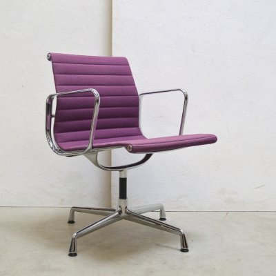 EA108 Multicoulour office chair by Charles & Ray Eames for Vitra, 1990s