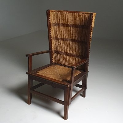 Rare fully original Orkney chair