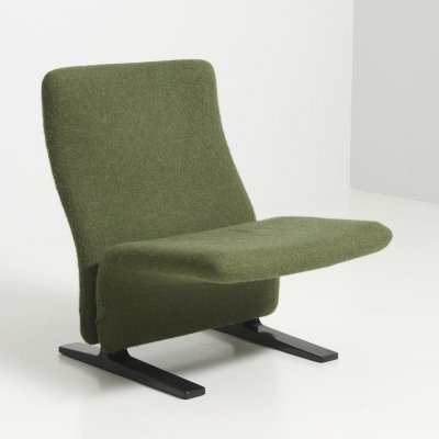 'Concorde' Chair by Pierre Paulin for Artifort, Netherlands 1960's