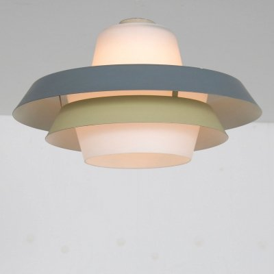 1950s Ceiling lamp by Louis Kalff for Philips, Netherlands