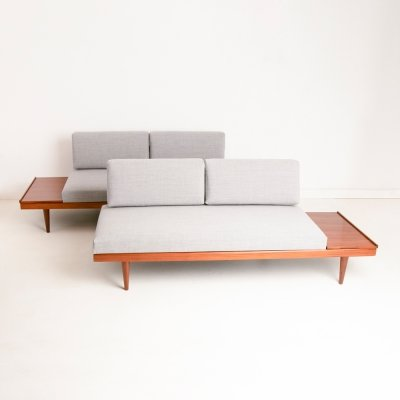 Pair of 'Svane' Daybeds by Ingmar Relling, c.1960