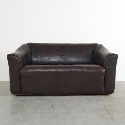 DS-47 Two seater sofa by De Sede, Switzerland 1970s