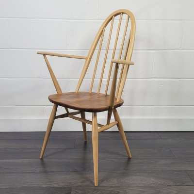 Ercol Quaker Carver Dining Chair, 1960s