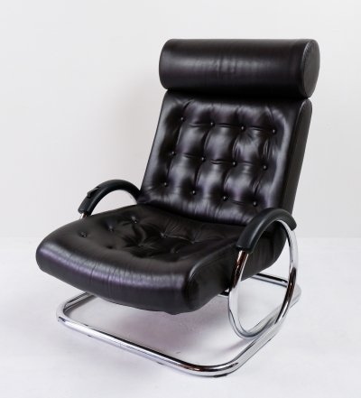 Synchro lounge chair by Prototeam Design Team for Herman Miller