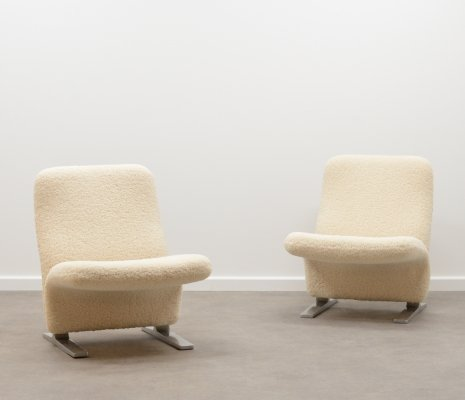 Concorde F789 chair by Pierre Paulin for Artifort, 60s