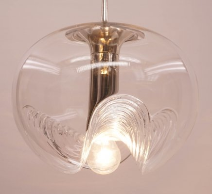 Wave Ceiling Lamp from Peill & Putzler