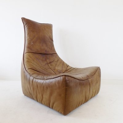 The Rock lounge chair by Gerard van den Berg for Montis