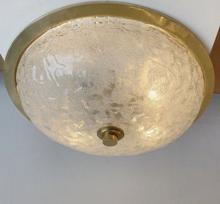 Schroder & Co ceiling lamp, 1970s