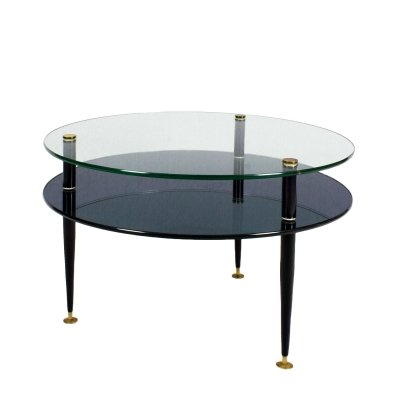 Round coffee table, Italy 1950