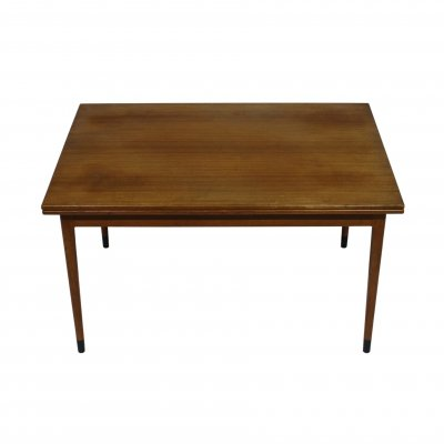 Extendable Dining Table in Teak by Niels O. Moller
