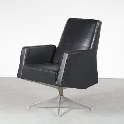 1950s Desk chair by Theo Ruth for Artifort, Netherlands