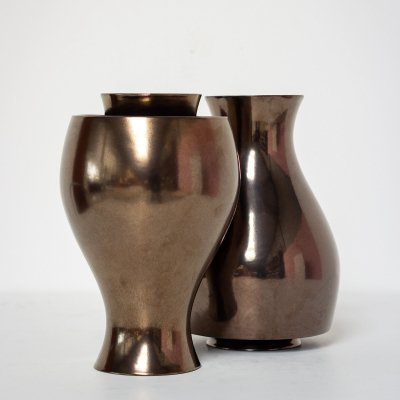 Pair of vases model Jive by Ron Arad for Cor Unum, 1990s