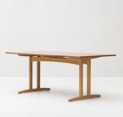 Dining table by Borge Mogensen for Karl Andersson, Sweden 1950