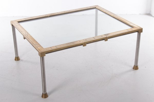 Rare Model Peter Ghyczy Coffee table, 1990s