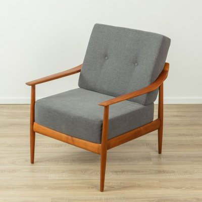 Vintage armchair by Knoll Antimott, Germany 1960s