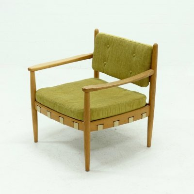 Cadett Lounge Chair by Eric Merthen for Ire Møbel AB Sweden, 1960s