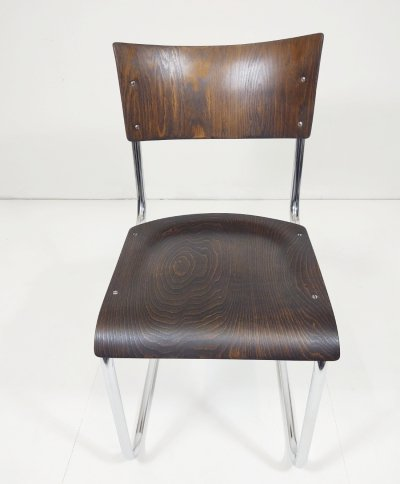Tubular steel cantilever chair by Mart Stam, 1930s