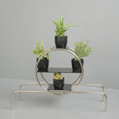 Bauhaus Plant Stand by Emile Guyot for Thonet, Circa 1930s