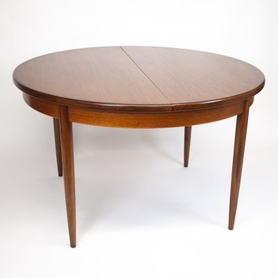 Round Teak Dining Table from G-Plan, 1970s