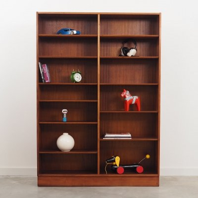 Rosewood bookcase by Hundevad & Co, Denmark 1960s