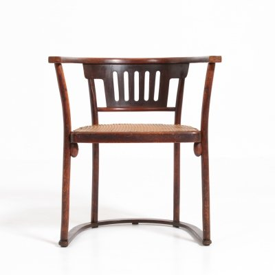 Armchair by Josef Hoffmann for Thonet, 1920s