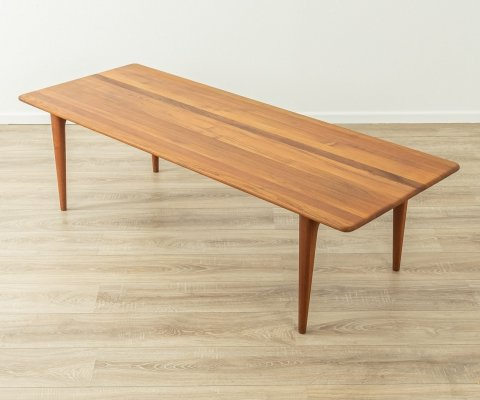 Vintage coffee table by Mikael Laursen, Denmark 1960s