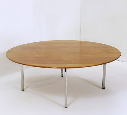 'Parallel Bar' Walnut Cocktail Table by Florence Knoll for Knoll