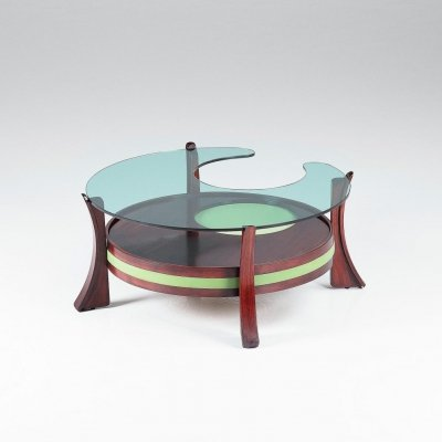 Vintage coffee table, Italy 1960