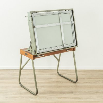1960s light table by Exakt