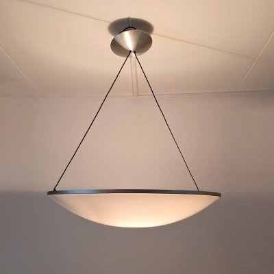 Trama hanging lamp by Luciano Ballestrini & Paolo Longhi for Luceplan, 1980s