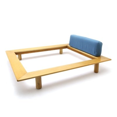 'Tai' bed in ash by Roberto Pamio & Renato Toso for Stilwood, 1970s