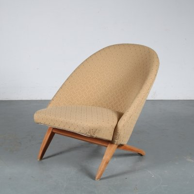 1950s Lounge chair by Theo Ruth for Artifort, Netherlands