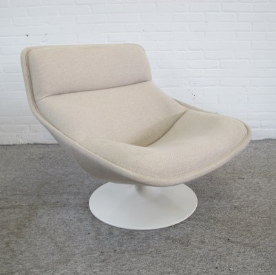 Lounge Chair F522 by Geoffrey Harcourt for Artifort, 1960s