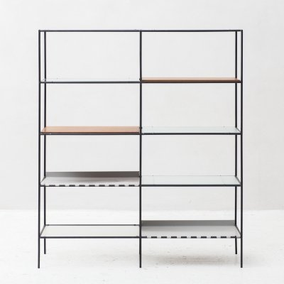 Abstracta wall unit by P. Cadovius, 1960's