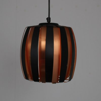 1960s Hanging lamp by Werner Schou for Coronell Elektro, Denmark