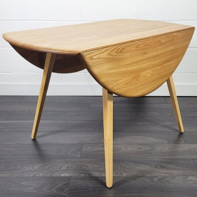 Ercol Round Drop Leaf Dining Table