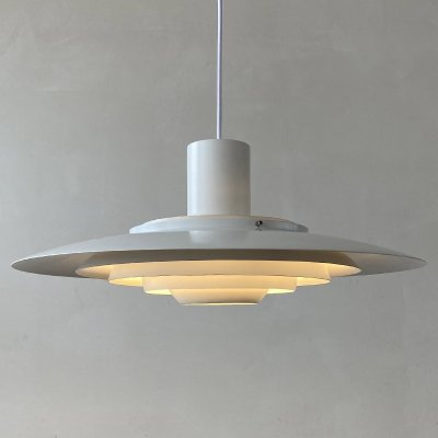 P376 hanging lamp by Kastholm & Fabricius for Nordisk Solar, Denmark 1960s