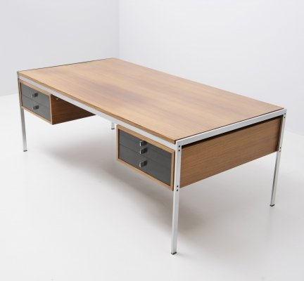 Large conference desk by P. Fabricius & J. Kastholm for Kill Int., Germany