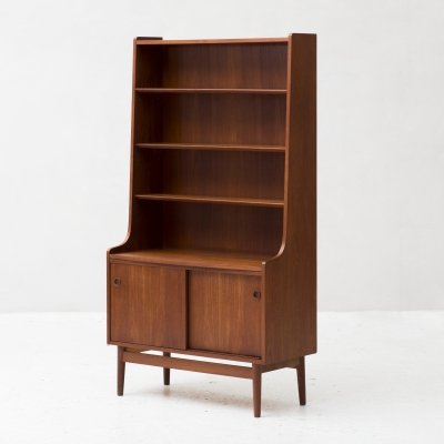 Bookcase by Johannes Sorth, Denmark 1960