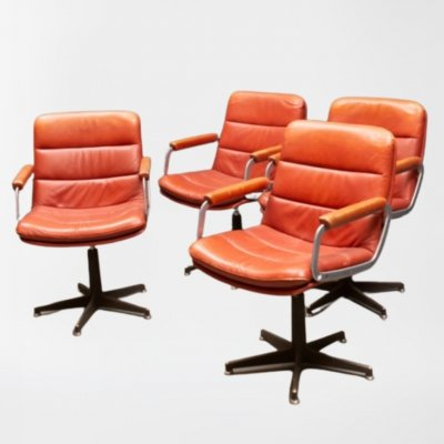 F978 office chair by Geoffrey Harcourt for Artifort, 1960s