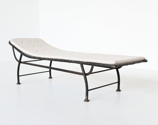 French industrial daybed, France 1930