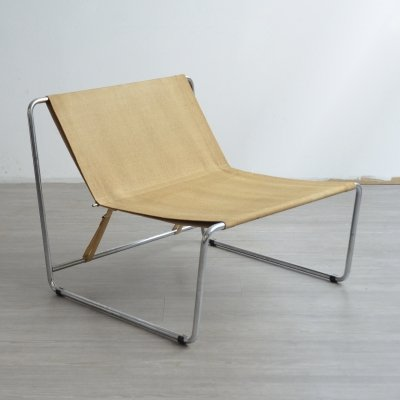 Apollo Lounge Chair by Claude Courtecuisse for Steiner, 1970s