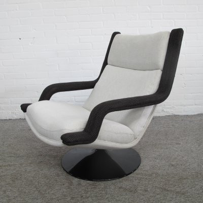 Lounge Chair F140 by Geoffrey Harcourt for Artifort, 1960s