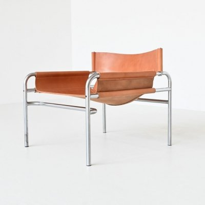 Walter Antonis SZ14 lounge chair by 't Spectrum, The Netherlands 1971