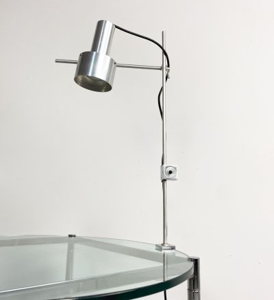 Vintage Clamp Desk Lamp by Peter Nelson, England c.1960