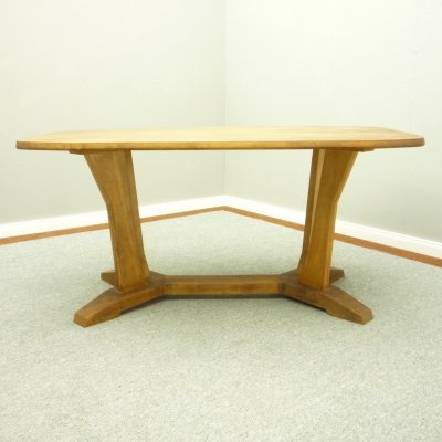 Anthroposophical Dining Table by Felix Kayser, 1930s
